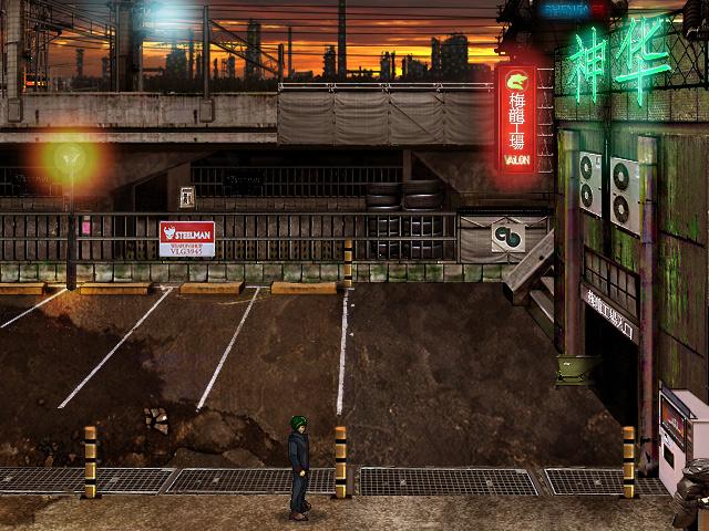 ゲーム画面スクリーンショット2